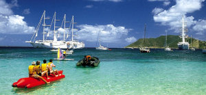 Windstar-Cruises - Caribbean